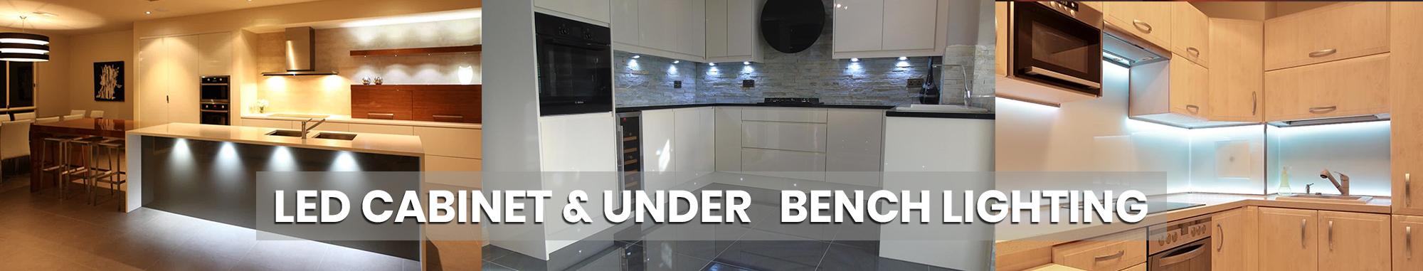 LED Cabinet & Under Bench Lighting